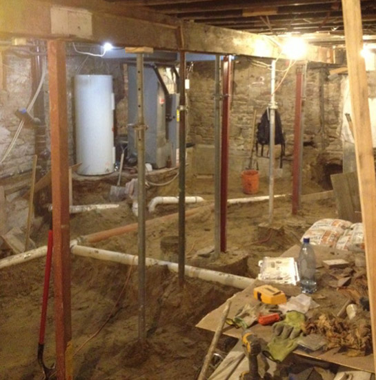Underpinning Basement In Toronto? Call Us Today For Quote