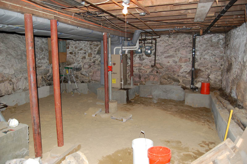 Lower Your Basement To Have 8 Ft Height And Create Livable